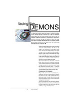 Facing the Demons' (A Study Guide)