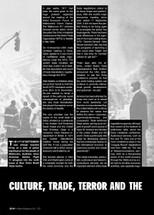 Culture, Trade, Terror and the World Trade Organization