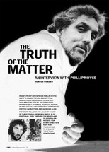 The Truth of the Matter: An Interview with Phillip Noyce