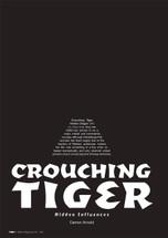 Crouching Tiger, Hidden Influences
