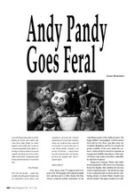 Andy Pandy Goes Feral