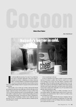 Metro' Short Fiction: Cocoon