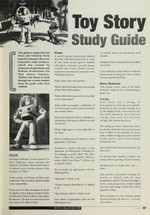 Toy Story' (A Study Guide)