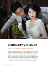 Visionary Violence: Park Chan-wook's Inimitable Style