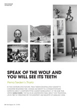 Speak of the Wolf and You Will See Its Teeth: Pema Tseden's Tharlo