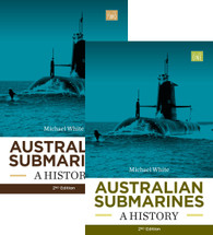 Australian Submarines: A History (Volume 1&2, EPUB)