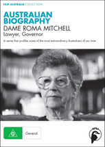 Australian Biography Series - Dame Roma Mitchell (3-Day Rental)