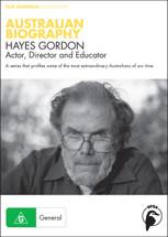 Australian Biography Series - Hayes Gordon (3-Day Rental)