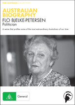 Australian Biography Series - Flo Bjelke-Petersen (3-Day Rental)