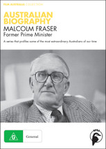 Australian Biography Series - Malcolm Fraser (3-Day Rental)