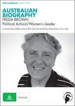 Australian Biography Series - Freda Brown (1-Year Access)