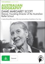 Australian Biography Series - Dame Margaret Scott (3-Day Rental)