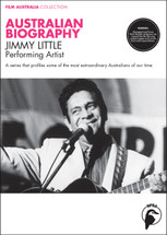 Australian Biography Series - Jimmy Little (3-Day Rental)
