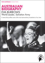 Australian Biography Series - Eva Burrows (3-Day Rental)