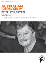 Australian Biography Series - Peter Sculthorpe (3-Day Rental)