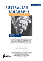 Australian Biography Series - Nancy Bird Walton (Study Guide)