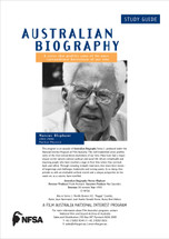 Australian Biography Series - Sir Marcus Oliphant (Study Guide)