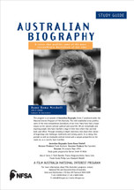 Australian Biography Series - Dame Roma Mitchell (Study Guide)