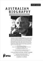 Australian Biography Series - Phillip Law (Study Guide)