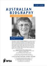 Australian Biography - Shirley Strickland de la Hunty (Study Guide)