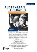 Australian Biography Series - Eva Burrows (Study Guide)