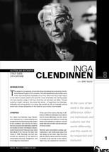 Australian Biography Series - Inga Clendinnen (Study Guide)