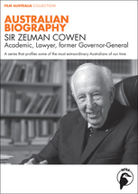 Australian Biography Series - Sir Zelman Cowen (1-Year Access)