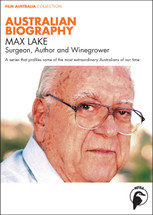 Australian Biography Series - Max Lake (3-Day Rental)