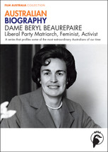 Australian Biography Series - Dame Beryl Beaurepaire (3-Day Rental)