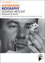 Australian Biography Series - Donald Metcalf (1-Year Access)