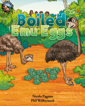 Boiled Emu Eggs - Narrated Book (3-Day Rental)
