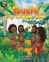 Ouch! My Golden Toe - Narrated Book (1-Year Access)