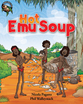 Hot Emu Soup - Narrated Book (1-Year Access)