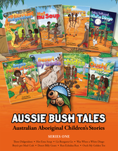 Aussie Bush Tales - Series 1 (1-Year Access)