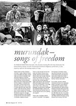 murundak - songs of freedom