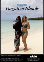 Australia's Forgotten Islands (ATOM Study Guide)