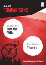 Insight Comparisons: Into the Wild / Tracks