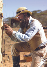 Constructing Australia: A Wire Through the Heart (3-Day Rental)