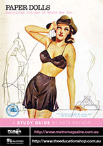 Paper Dolls: Australian Pin-Ups of World War Two