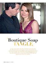 Boutique Soap: <i>Tangle</i>