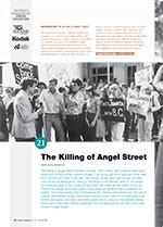 NFSA's Kodak/Atlab Cinema Collection: <i>The Killing of Angel Street</i>