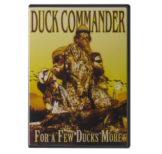 Duckmen 11: For A Few Ducks More—A Hunting DVD