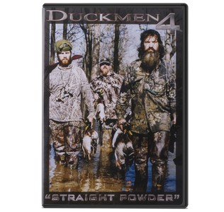 Duckmen 4: Straight Powder—A Hunting DVD