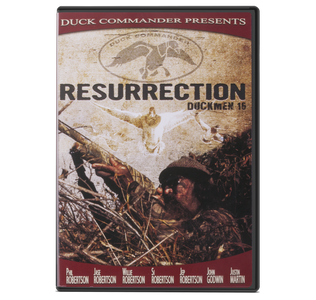 Duckmen 16: Resurrection—A hunting DVD