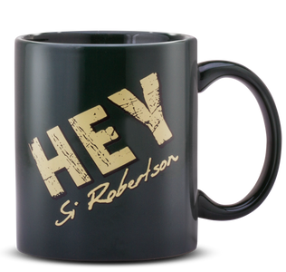 Uncle Si Hey Coffee Mug