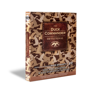 Duck Commander Devotional Book AUDIO