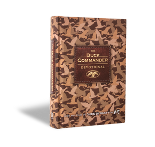 Duck Commander Devotional Book Camo