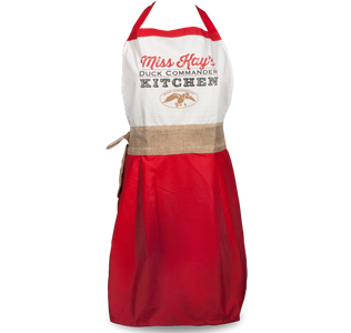 Miss Kay's Duck Commander Kitchen Collection Apron
