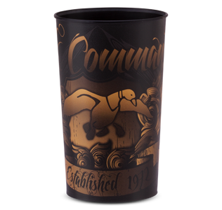 Duck Commander Gold Logo Cup