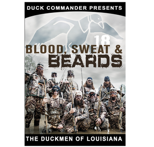 Duckmen 18: Blood, Sweat, & Beards DVD